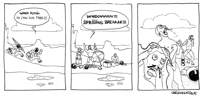 Prochainement ici : Cobro Space Adventures