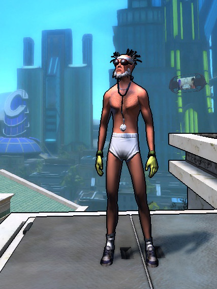 Doctor Underpants