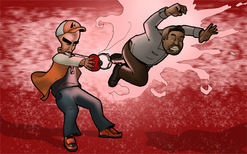 Ergonome de combat