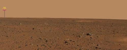 Cette photo a ému la communauté scientifique internationale avant que l'on ne découvre que ce n'était qu'un montage.